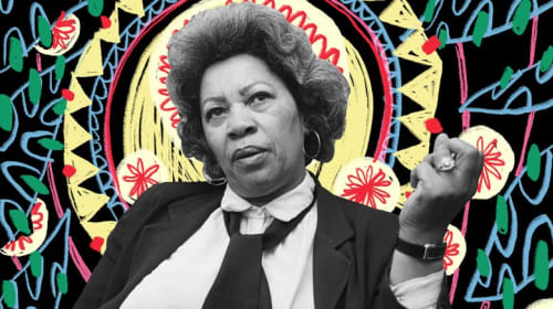 Let That Sh*t Go: A Tribute to Toni Morrison