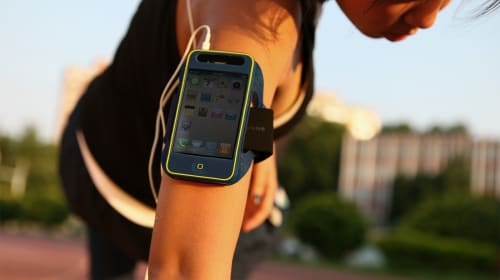 Best iPhone Armbands for Exercise