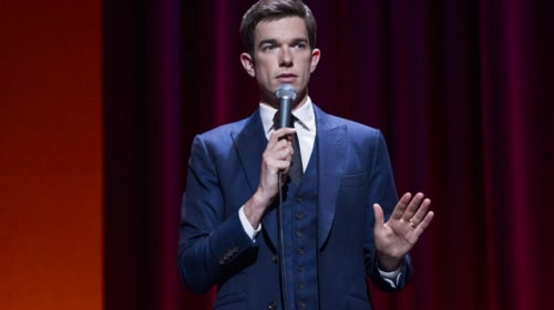 John Mulaney and 'Brooklyn Nine-Nine'