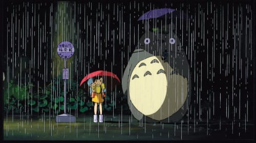 'My Neighbor Totoro' - A Movie Review