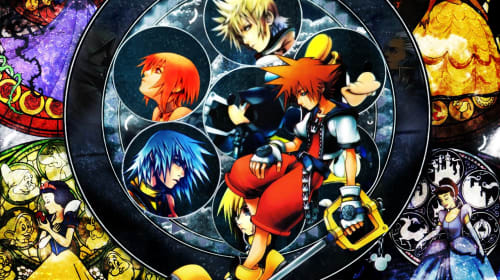 How a Depressed Kid Was Saved by 'Kingdom Hearts'