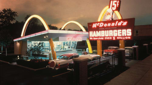 Vintage Fast Food Menus That Look Way Better Than Today's