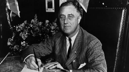 FDR: Overcoming Illness to Rebuild a Nation