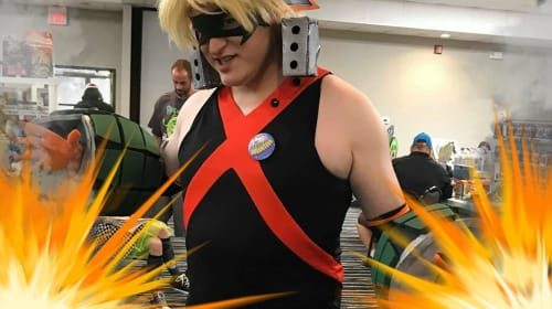 Cosplayer Spotlight: Joshua Meeks