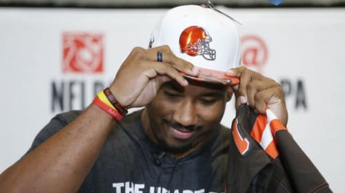 Cleveland Browns Did It Right