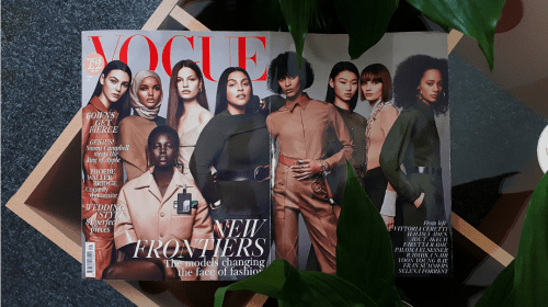 Vogue & All Our Faces