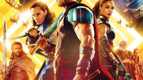 Thor Ragnarok: Review
