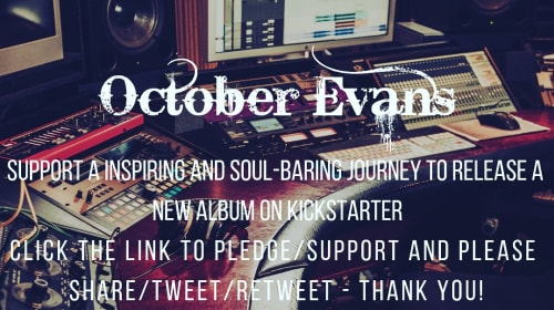 An Inspiring and Soul-Baring Journey to Release a New Album Kickstarter Campaign: Why You Should Support It