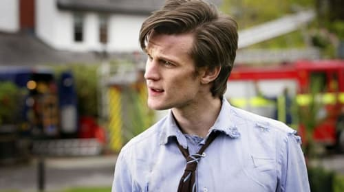 Matt Smith's Debut 'Doctor Who' Episode Was Based on Moffat's Childhood Dream