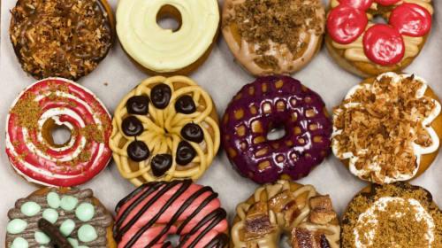 Evolution of the Donut