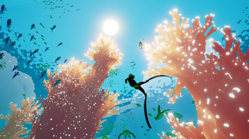 Game Review: Abzû (2016)