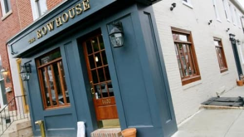 Just Grubbin Series: Row House Grill