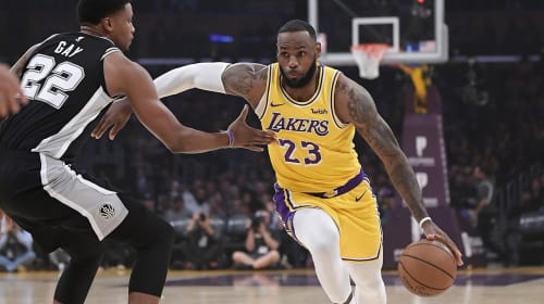 LA-Bron: The Good, the Bad, and the Spitting - Part 1