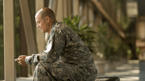 How To Stay Connected with Your Military Wife While Deployed
