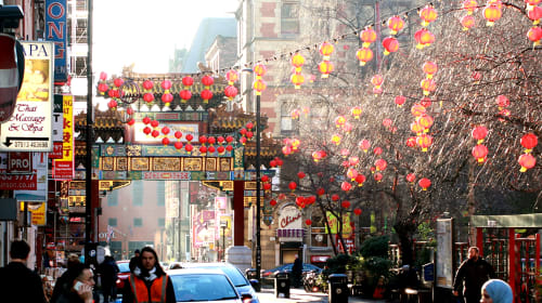 Manchester's China Town Needs a Kick Up the Arse