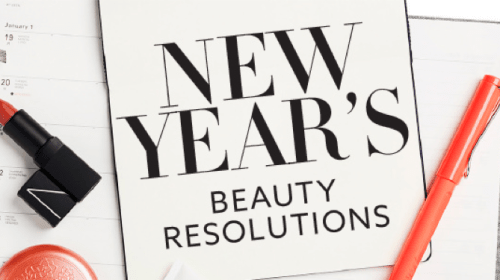 Beauty Resolutions for 2018!