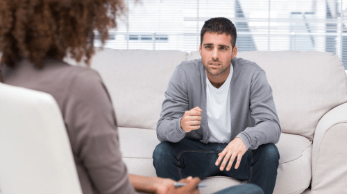 The Therapy Appointment, Part 2