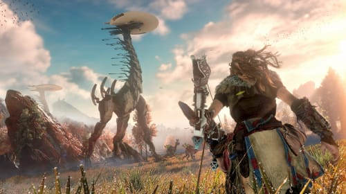 'Horizon Zero Dawn': A Truly Mind Blowing Experience