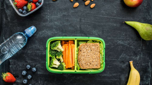 Pack Your Lunch!
