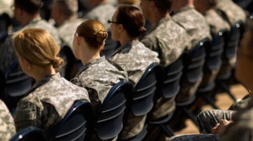 How Common is Sexual Assault in the Military?