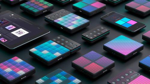 ROLI Lightpad Block Lets You Create Music on the Go