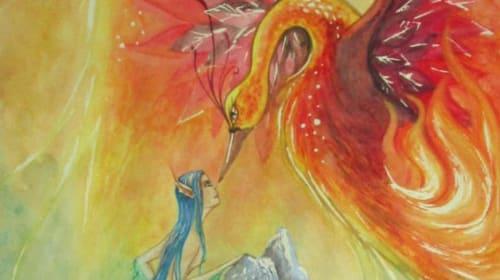 The Phoenix and The Mermaid