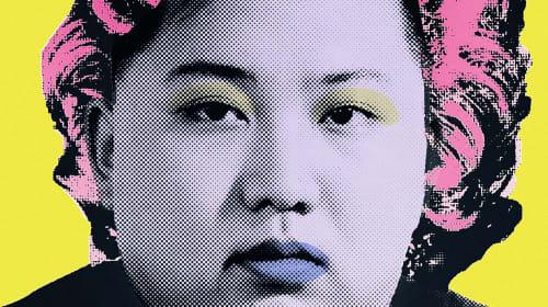 17 Amazing Examples of Street Art Trolling Kim Jong Un