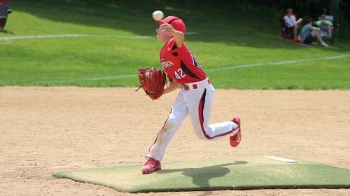 Former Somers Pitcher Provides Bio-Mechanical Clinic to Keep Young Arms Healthy