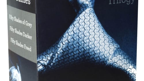 Book Review: 'Fifty Shades of Grey'