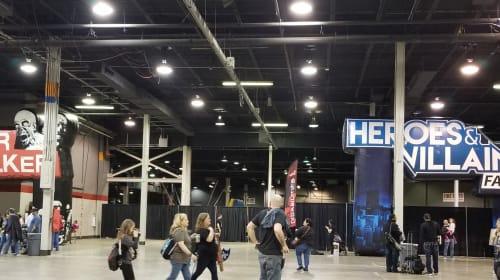 Walker Stalker Con and Heroes & Villains Fan Fest Chicago 2018