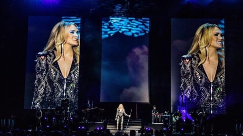 Carrie Underwood - 'Cry Pretty' UK Tour - A Review