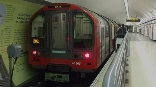 The Secrets of the Underground: The Waterloo and City Line