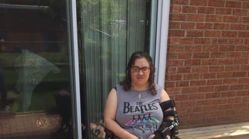Cerebral Palsy + Broken Humerus, Anxiety = Inability to Walk