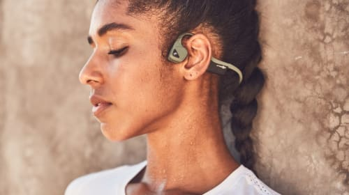 Here's Why AfterShokz Are the Best (and Safest) Running Headphones You Can Buy