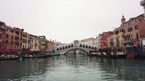 A Solo Travel in Venice