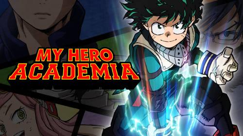 'My Hero Academia'