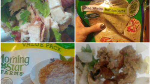 Low-Carb, Low-Calorie, and High-Protein Recipe Ideas