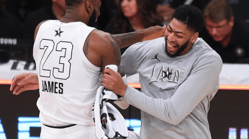 NBA: LeBron James Is Giving Anthony Davis His No. 23 Jersey