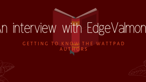 An Interview with EdgeValmond