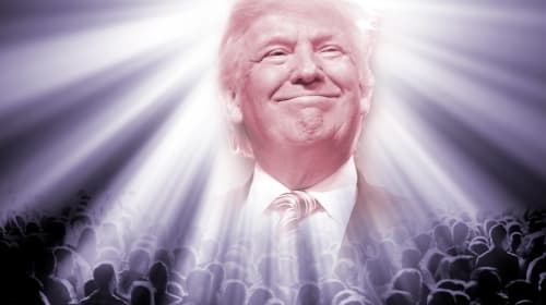 Dear Donald, You Remind Me Of My Cult Leader