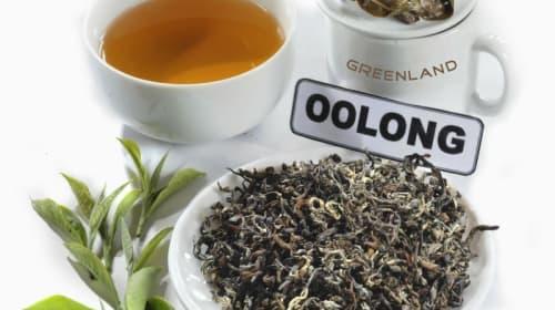 GTR: Identifying Teas Part 4: Oolong Tea