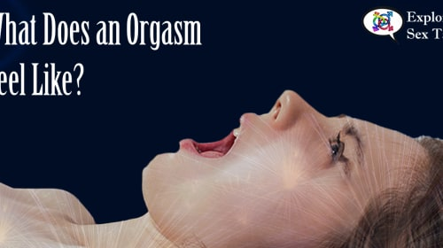 What Does an Orgasm Feel Like?