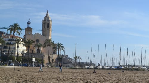 The Gay Beaches of Sitges
