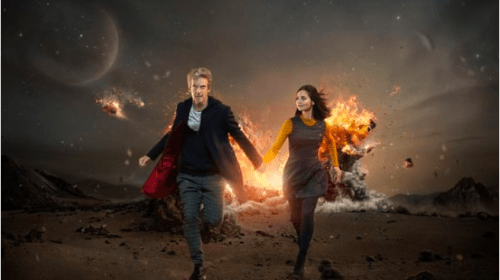 New Doctor Who Series 9 Photo Analysis