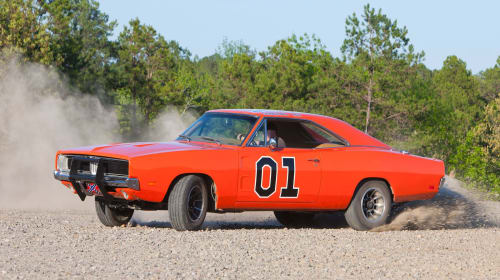 Most Memorable Muscle Cars in Movies
