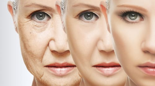 Aging Is Just a Part of Life