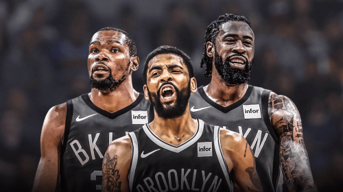 NBA Free Agency: Kevin Durant, Kyrie Irving, & DeAndre Jordan Sign with Brooklyn Nets