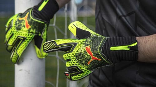Best Goalkeeper Gloves with Finger Protection