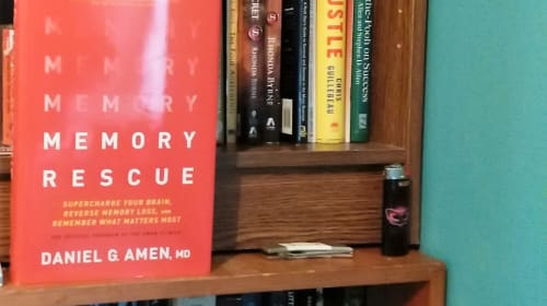 You Can Rescue Your Memory With The Help of a Book