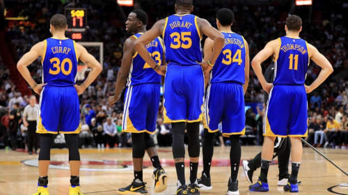 The Warriors Have Official Killed The NBA